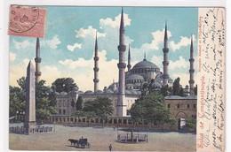 SALUT DE CONSTANTINOPLE / MOSQUEE AHMED ET L HIPPODROME - Turkey