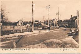 35      Antrain Sur Couesnon    Quartier De La Gare - Altri Comuni