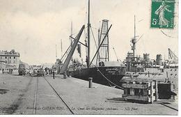 50     Cherbourg     Quai Des Magasins Generaux - Cherbourg
