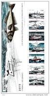 TAAF 2015 Carnet Flotille De Peche - Carnets