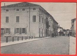 Rovigo Gavello Cpa X Mestre 1953 Via Matteotti - Rovigo