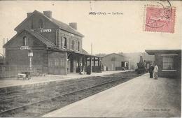 MILLY La Gare - France