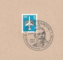 Franz Erdmann Mehring Deutscher Publizist Politiker - Bedeutendster Marxistischer Historiker - 8290 Kamenz - Karl Marx