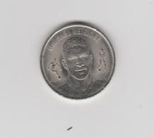 Michael Reiziger Oranje EK2000 KNVB Nederlands Elftal - Souvenirmunten (elongated Coins)