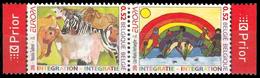 Belgique België 3561/62 Intégration - 2006