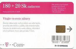 Slovakia 50.000 Ex  02/2006. Girls - Slowakei