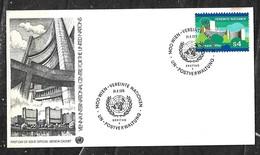 United Nations Vereinte Nationen Wien 1979 FDC - FDC
