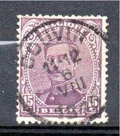 Belgie - Belgique -  Albert I - Couvin - 1915-1920 Albert I