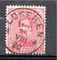 Belgie - Belgique -  Albert I - Lokeren A - 1915-1920 Alberto I