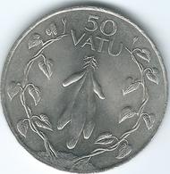 Vanuatu - 1990 - 50 Vatu - KM8 - Vanuatu