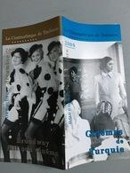 Plaquette : Cinémas De Turquie / Broadway Fait Son Cinéma, Programme Cinémathèque Toulouse, Nov.-Déc. 2009 - 80 Pages - Revistas