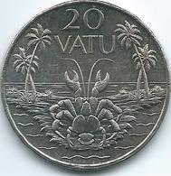 Vanuatu - 1999 - 20 Vatu - KM7 - Vanuatu