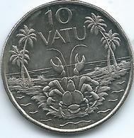 Vanuatu - 1999 - 10 Vatu - KM6 - Vanuatu