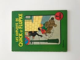QUICK ET FLUPKE SERIE N°1 ( TINTIN) - Quick Et Flupke