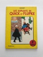 QUICK ET FLUPKE SERIE N°4 ( TINTIN) - Quick Et Flupke