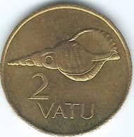 Vanuatu - 1999 - 2 Vatu - KM4 - Vanuatu