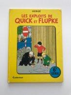 """QUICK ET FLUPKE SERIE N°6 ( TINTIN) Dernier Titre """"Les Bijoux De La Castafiore"""" - Quick Et Flupke"""