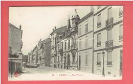 NANCY RUE PASTEUR CARTE EN TRES BON ETAT - Nancy