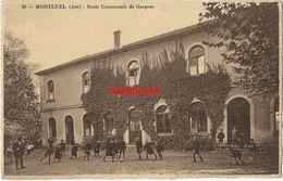 Montluel - Ecole Communale De Garçons - Montluel