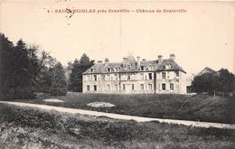 ¤¤  -   SAINT-NICOLAS Près Granville   -  Chateau De GRAINVILLE      -   ¤¤ - Frankrijk