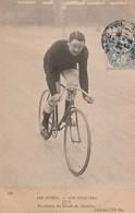 Nos Sprinters - JUE , Recordman Du Monde Du Kilomètre. - Cyclisme