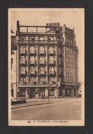 """CPSM.gf. 57 . THIONVILLE . Hôtel """"MÉTROPOLE . - Thionville"""