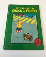 QUICK ET FLUPKE SERIE N°11 ( TINTIN) E.O. - Quick Et Flupke