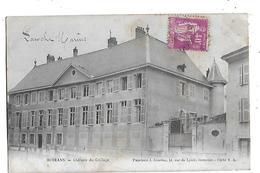 38  - CPA  PIONNIERE  De   MOIRANS  - Château  Du  Grillage  En  1903 - Moirans