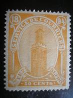 MAROC - FEZ à SEFROU - N°35* Yvert&Tellier (MLH) Gomme D'origine Garantie - 2 Photos - Maroc (1891-1956)