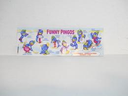 Kinder Funny Pingos - Notices