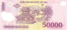 Vietnam P.121j 50000 Dong 2014 Unc - Vietnam