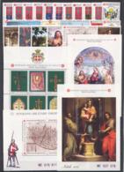 SMOM 1991 Annata Completa/Complete Year MNH/** VF - Malte (Ordre De)