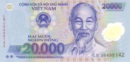 Vietnam P.120a 20000 Dong 2006 Unc - Vietnam