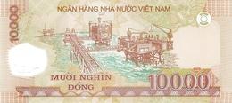 Vietnam P.119c  10000 Dong 2008 Unc - Vietnam