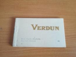 CARNET VERDUN 20 CARTES - Verdun