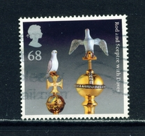 GREAT BRITAIN  -  2011 Crown Jewels 68p Used As Scan - Gebraucht