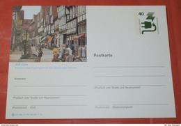 BUND BRD 3100 Celle  (wi) Unfallverhütung 1976 Ganzsache Bildpostkarte ** (Foto)(136892) - Geïllustreerde Postkaarten - Ongebruikt