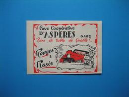(1947) Cave Coopérative D'ASPÈRES (Gard) - Sin Clasificación