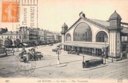 76 LE HAVRE LA GARE - Le Havre