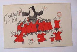 """""""Weihnachten, Weihnachtsmann, Weihnachtsmannboten"""" 1939 ♥ (38095) - Santa Claus"""