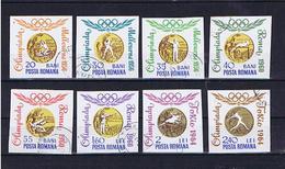 Rumänien 1964 Gestempelt, Used/cto; , Michel 2353-2360 - Gebraucht