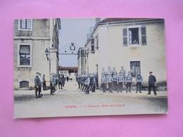 Cpa Colorisée_VESOUL - 11ème Chasseurs_Relève De La Garde - Voyagé En 1906 - TBE - Vesoul