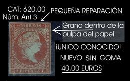 ANTILLAS. EDIFIL Ant 3. 1855. - Cuba (1874-1898)