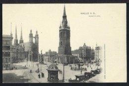 Halle - Marktplatz - Belebt - Non Classés