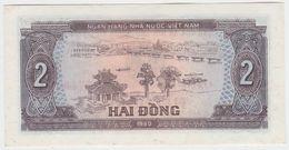 Vietnam P.85 2  Dong 1980 Unc - Vietnam