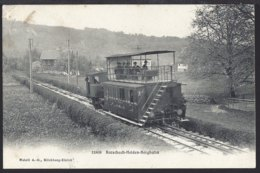 Rorschach Heiden Berg Bahn - Doppelstock Waggon - Train - 1907 - (kleiner Eckknick) - SG St. Gall