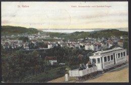 St. Gallen - Strassenbahn Nach Speicher Trogen - Train - Bahn -1906 - SG St. Gall