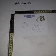 FB1402 BUSTA STORIA POSTALE 3'' REGGIMENTO ALPINI OP. CONSTANT GUARD BOSNIA COMANDO BATTAGLIONE SUSA - Vari