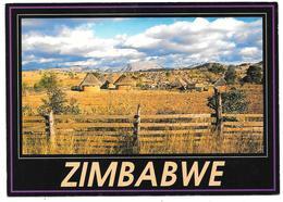 ZIMBABWE - Rural Village - SafariCard Z-906 - Zimbabwe