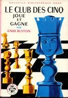 Le Club Des Cinq Joue Et Gagne Enid Blyton  +++TBE+++ LIVRAISON GRATUITE - Bücher, Zeitschriften, Comics